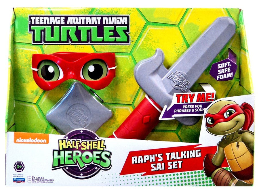Teenage Mutant Ninja Turtles Half Shell Heroes-Role Play