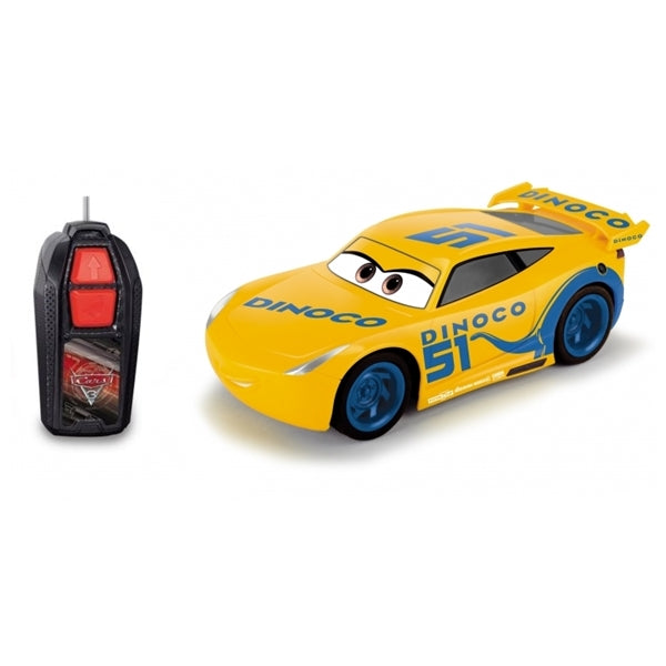 Disney Cars RC Single Drive Dinoco Cruz