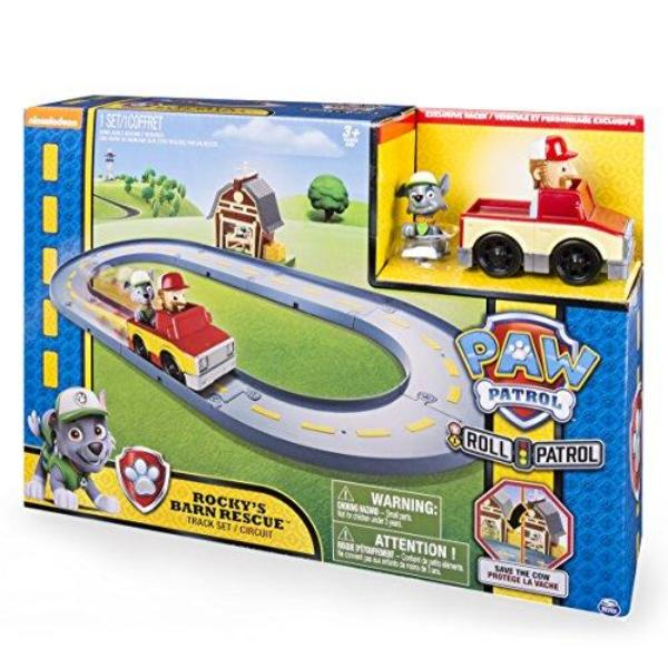 Paw Patrol On A Roll Rescue Starter Set