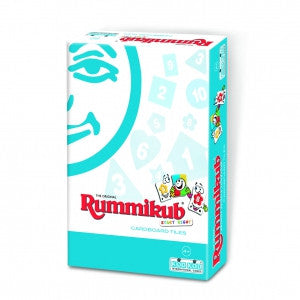 Rummikub Start Right Cardboard Tiles