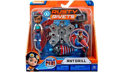 Rusty Rivets Character Build Me Rivet System Asst