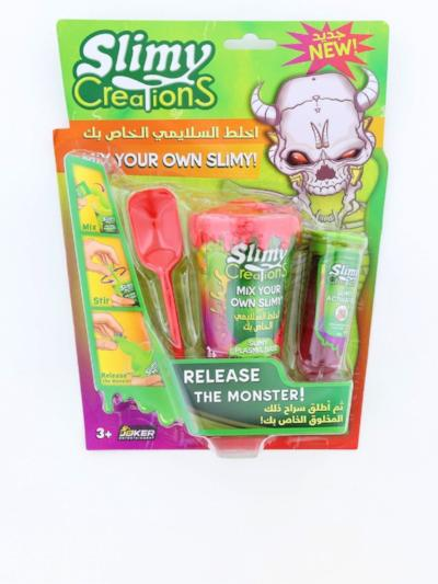 Slimy Creations Release the Monster Slime Asst