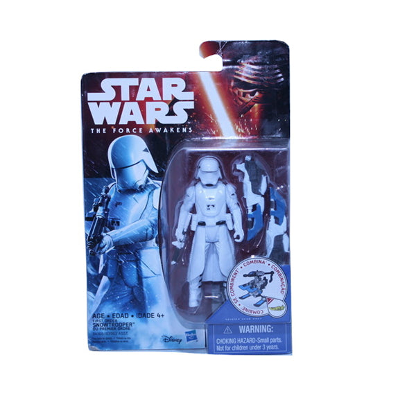 Star Wars The Force Awakens Snow Mission Figurines