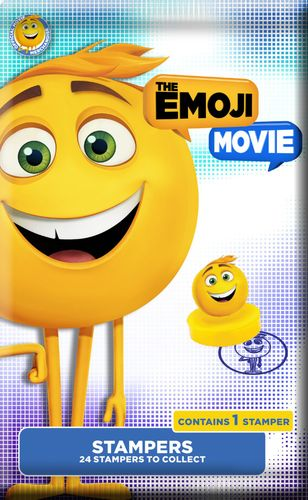 The Emoji Movie Assorted Surprise Packet