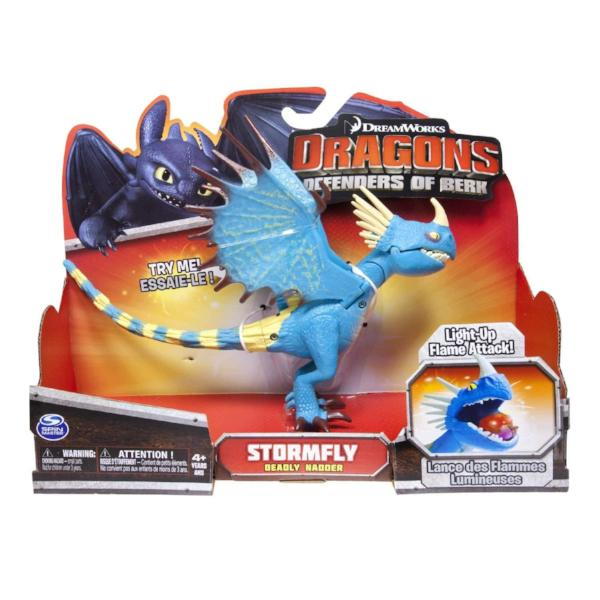 Dreamworks Dragons Action Dragon