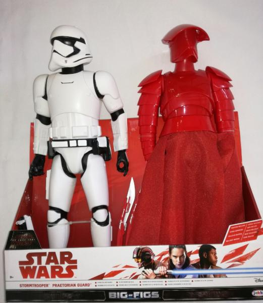 Star Wars VII Snow and Desert Action Figure SW E7  FIRST ORDER STORMTROOPER SL