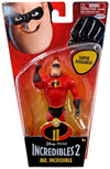 Disney Pixar Incredibles 2 Basic Figurines-Mr Incredible