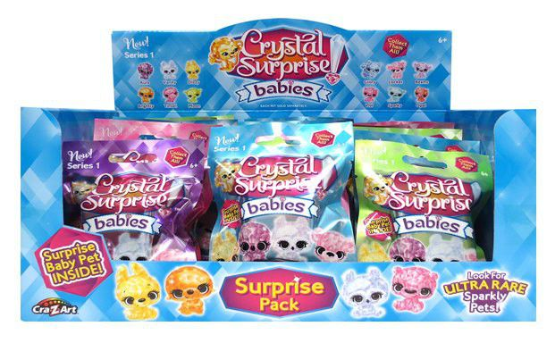 Crystal Surprise Blind Bag