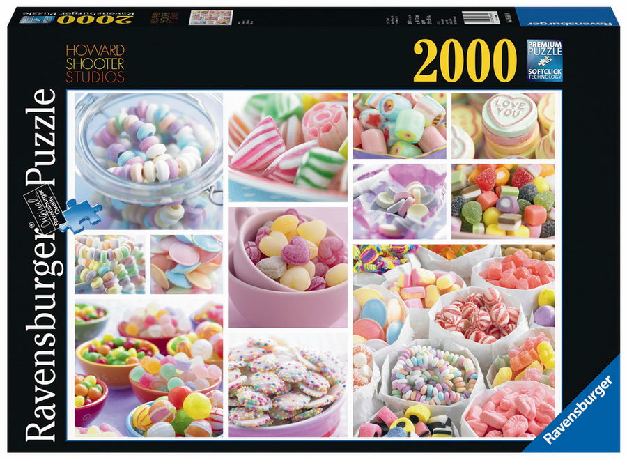 Ravensburger XXL 2000pc Puzzle-Sweets