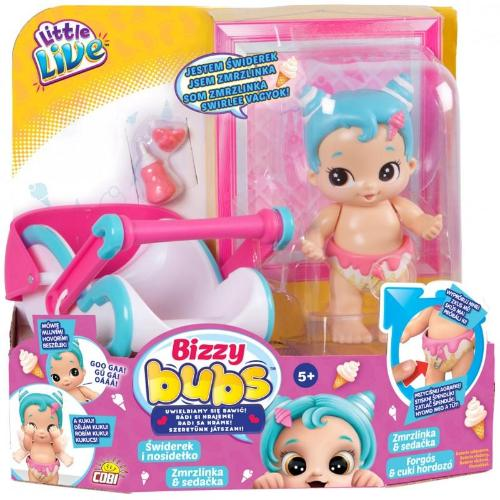 Little Live Bizzy Bubs Playset