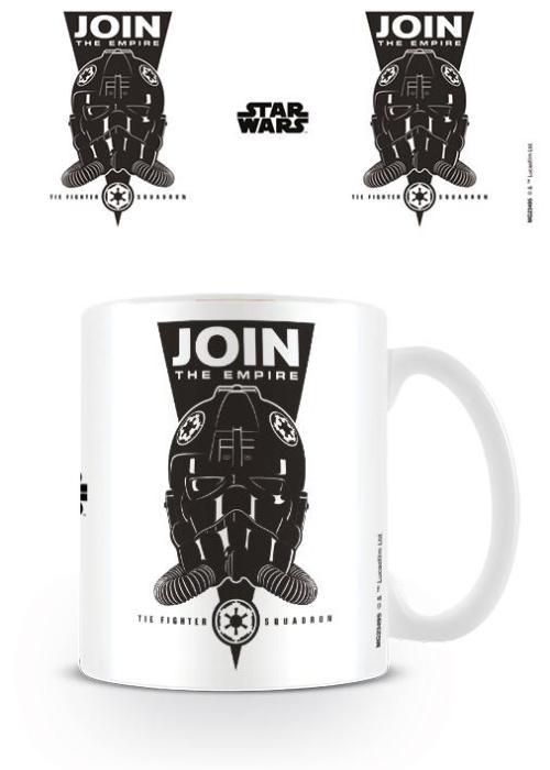 Marvel Star Wars Join The Empire Mug