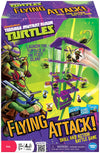 TMNT Flying Attack Game