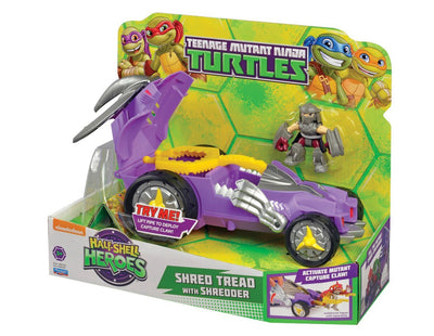 TMNT  Half-Shell Heroes Deluxe Vehicle