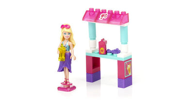 Mega Bloks Barbie Build & Style Sets