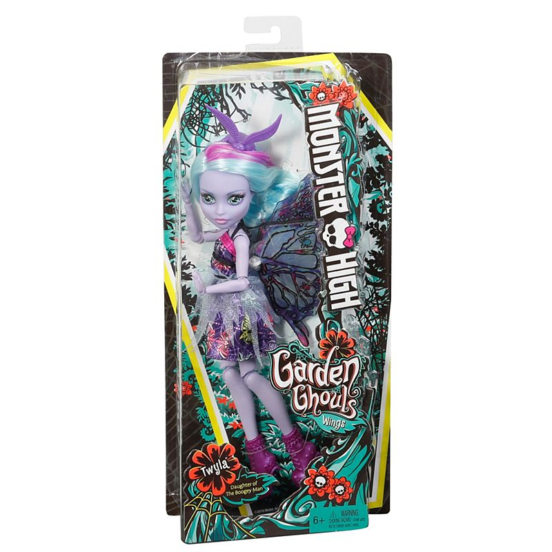 Monster High Garden Ghouls Wings Basic Core Dolls