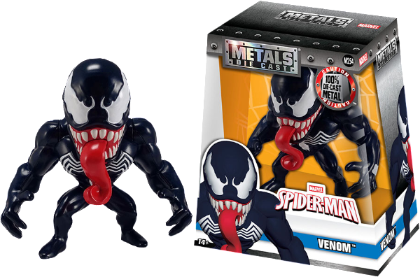 Marvel Spider Man Metals Die Cast 10cm Figs