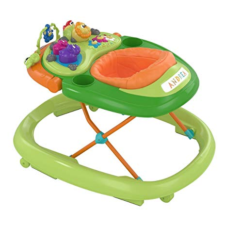 Chicco Walky Talkie Baby Walker-Greenwave