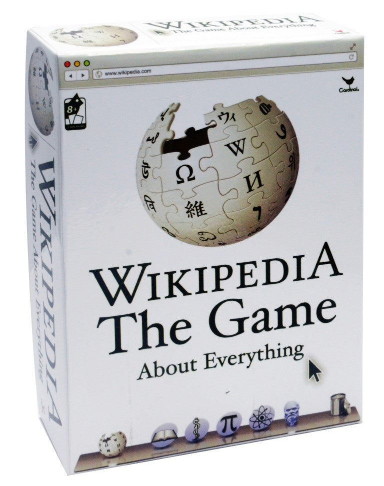 Wikipedia The Game About Everything