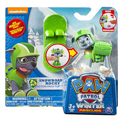 Paw Patrol Winter Rescues Hero Pups