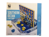 Wild Stories Marine Southern Ocean 4-In-A-Row Game