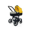 FOPPAPEDRETTI - 3 Chic with Black Frame- Stroller and Bassinet