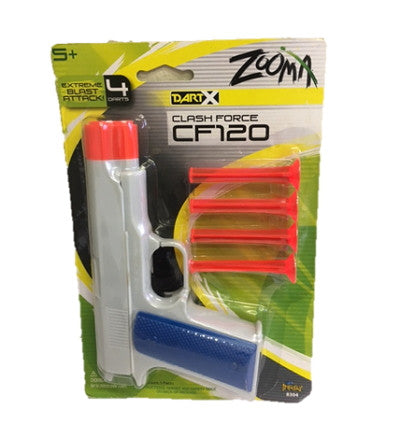 Zooma Clash Force Dart X