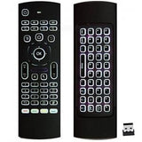 MX3 Backlit Air Mouse Remote & Keyboard