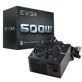 EVGA W1 600W 80 Plus Certified Power Supply