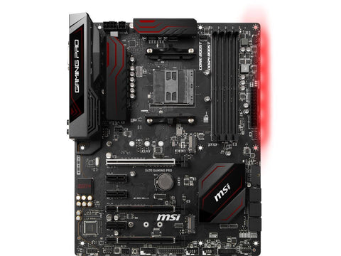 MSI X470 GAMING PRO AM4 DDR4 AMD X470 Chipset Motherboard