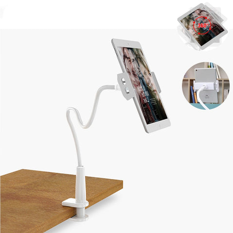 X-Live Lazy Bracket - Mountable & Adjustable Phone & Tablet Holder