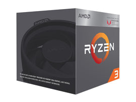 AMD Ryzen 3 2200G 4 Core 3.7Ghz AM4 Processor