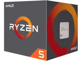 AMD Ryzen 5 2600X 6 Cores/12 Threads 3.6GHz Base/4.2Ghz Boost AM4 CPU