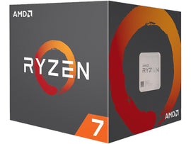 AMD Ryzen 7 2700 8 Cores/16 Threads 3.2GHz Base/4.1Ghz Boost AM4 CPU