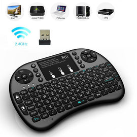 Rii i8+ Backlit Mini Keyboard & Touchpad
