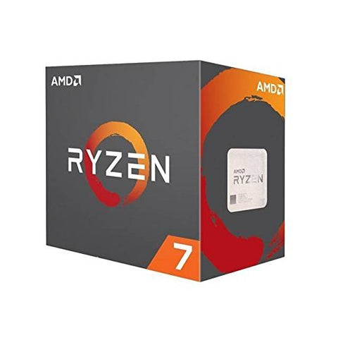 AMD Ryzen 7 1800X  8 Core 16 Thread AM4 CPU
