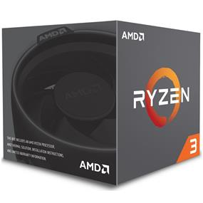 AMD Ryzen 3 1200 3.4Ghz 4-Core 4-Thread AM4 CPU w/ Wraith Stealth Cooler