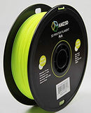 AMZ3D Neon Yellow PLA 1.75MM 1KG Roll