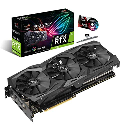 ASUS ROG STRIX GeForce RTX 2070 Standard (ROG-STRIX-RTX2070-8G-GAMING)