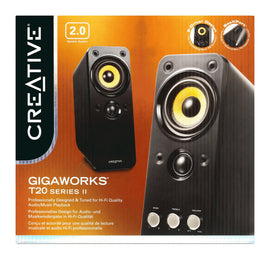 Creative Gigaworks T20 Series II Computer Speakers