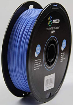AMZ3D Sky Blue PLA+ 1.75MM 1KG Roll