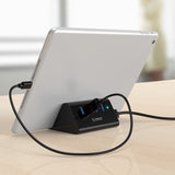 Orico SHC-U3 USB 3.0 4-Port Hub w/ Holder