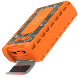 Scosche GoBat 6000 mAh Rugged Portable Backup Battery Power Bank