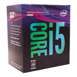 Intel i5-8400 6 Cores Base 2.8Ghz/Turbo 4.0Ghz LGA1151 CPU