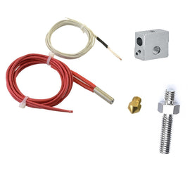 Ivelink MK8 Extruder Hot End + 0.4mm Nozzle