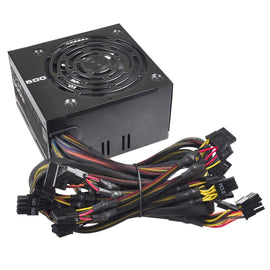 EVGA W1 500W 80 Plus Certified Power Supply