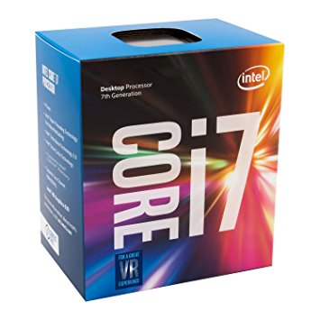 Intel i7-7700k , 4.2Ghz , LGA1151 , 4 Core , 8 Thread Processor