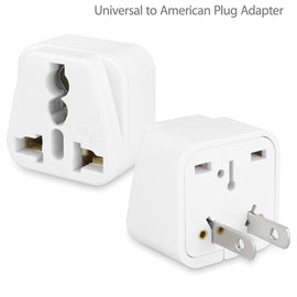 BoxWave Universal to North American Outlet Adapter