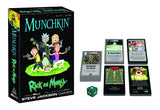 Rick and Morty Munchkin