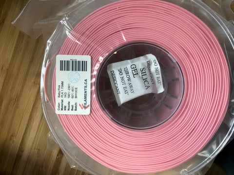 Baby Pink PLA 1.75MM 1KG Roll
