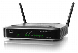Cisco RV120W Wireless N VPN Firewall Router